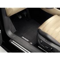 Original VW Passat VI 3C Textilfußmatten Stoffmatten Premium vorn + hinten