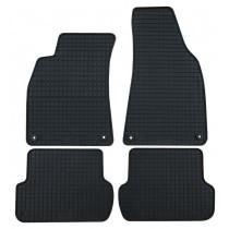 VW Tiguan Allspace Gummimatten Gummifußmatten 4-tlg. vorn + hinten schwarz
