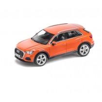 Audi Q3 Modellauto Miniatur 1:43 Minimax 2018 Pulsorange Orange