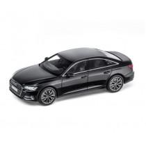Audi A6 C8 Limousine 1:43 Modellauto Miniatur Mythosschwarz