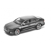 Audi S7 Sportback 1:43 Modellauto Miniatur Limitiert Daytonagrau grau 5011817031