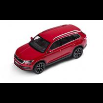 Skoda Kodiaq Modellauto Miniatur 1:43 Velvet-Rot Rot Metallic 565099300 F3P