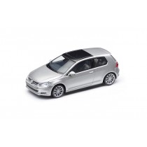 VW Golf VI 6 Modellauto 1:87 Tungsten Silver Silber Metallic
