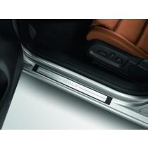 Original VW Golf VI 6 Einstiegsleisten Satz Edelstahl 4tlg.