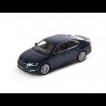 Skoda Octavia Lim. Modellauto Miniatur 1:43 Lava-Blau Metallic 5E3099300 W5Q