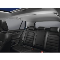 Original VW Golf VII 7 Sonnenschutz Türen hinten Heckscheibe 4-Türer