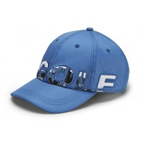 VW Golf Baseballcap Kappe blau
