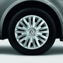 4x Original VW Radzierblenden Radkappen Zierkappen Radblenden 15 Zoll