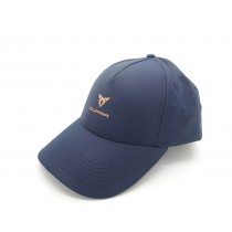 Seat Cupra Baseballcap Kappe Cap Mütze mit Logo blau Kupfer 6H1084300 IAJ