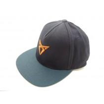 Seat Cupra Snapback Cap Baseballcap Kappe Mütze blau 6H1084300 IBJ