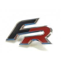 Original Seat Ibiza Leon Schiftzug Emblem Logo FR für Kühlergrill