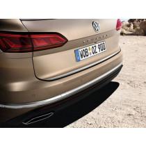 Original VW Touareg Ladekantenschutz Schutzfolie transparent 760061197