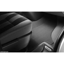 Original VW Multivan T5 Textilfußmatten Stoffmatten Premium vorne