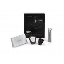 Audi Original Displayreiniger- und Innenraumduft-Set Reinigungstuch 80A057800