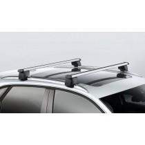 Original Audi Q2 Grundträger Dachträger für Fahrzeuge ohne Dachreling
