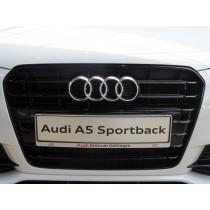 Original Audi A5 S5 Kühlergrill schwarz glänzend