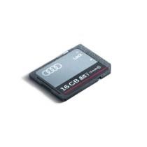 Original Audi SD HC Karte 16 GB Datenspeicher Speicherkarte