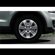 4x Original Audi Q3 Alufelgen 7-Arm Design 6,5Jx16 ET33