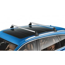 Original Audi Q7 4M Grundträger Dachträger f. Fahrzeuge mit Dachreling