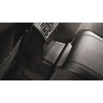 Original Audi A4 8K Tunnel Abdeckung hinten Gummi schwarz