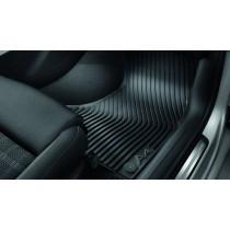 Original Audi A4 8K Gummimatten Gummifussmatten vorn + hinten