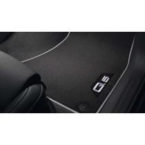 Original Audi Q5 Premium Textilfußmatten Stoffmatten Velours 4-tlg.