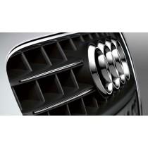 Original Audi A5 Chromzierleisten für Singleframe