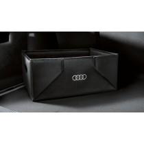 Audi Kofferraumbox Faltbox Einkaufskorb Gepäckkorb schwarz faltbar