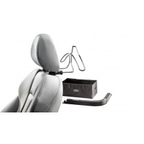 Audi Paket Comfort Travel Kleiderbügel Korb Gepäckraumeinteilung