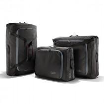 Original Audi Dachboxentasche Gepäcktasche Tasche Größe M schwarz