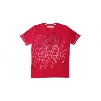 Audi Herren T-Shirt DTM rot
