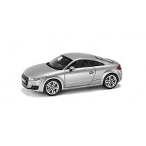 Audi TT Coupe Modellauto 1:18 Florettsilber