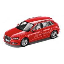 Audi A3 Sportback e-tron 1:43 Modellauto Misanorot