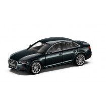 Audi A4 8W Limousine Modellauto 1:87 Modell 2015 Gotlandgrün