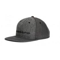 Audi quattro Unisex Snapback Cap Baseballcap Kappe Mütze grau 3131700800