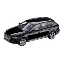 Audi A4 allroad Modellauto 1:43 Mythosschwarz Schwarz Modell 2016
