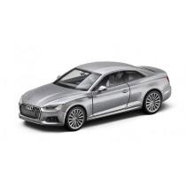 Audi A5 Coupé Modellauto 1:87 Modell 2016 Florettsilber