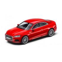 Audi A5 Coupé Modellauto 1:43 Modell 2016 Tangorot