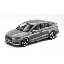 Audi RS 3 Limousine Modellauto 1:43 Nardograu