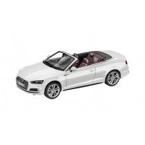 Audi S5 Cabriolet Modellauto 1:43 Tofanaweiß