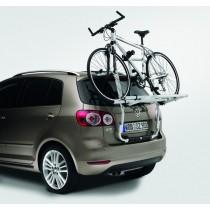 VW Golf Plus Fahrradträger für die Heckklappe Heckträger 2 Fahrräder