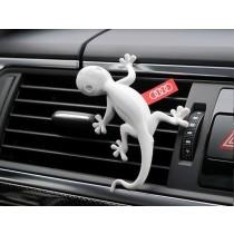 Original Audi Duftspender Duftgecko grau für Luftausströmer