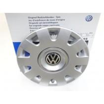 4x Orginal VW Passat Radzierblende Radkappe Zierkappe 15 Zoll