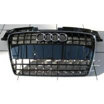 Original Audi TT 8J Kühlergrill schwarz glänzend