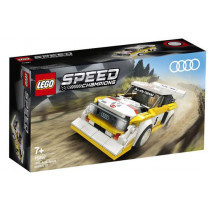 Audi Lego Speed Champions 76897 Audi Sport quattro S1 1985 Rallye 3202001000
