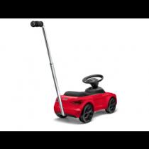 Audi Junior quattro Kinderauto Schubstange Schiebestange