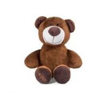Skoda Teddybär Kodi Plüschbär Bär Stofftier Kodiaq 40 cm braun