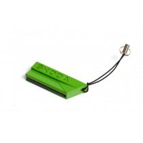 Skoda USB Stick 4GB Speicherstick Metall Schriftzug grün MVF03-470