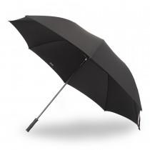 Skoda Regenschirm Stockschirm Schirm Gästeschirm 3XL Schwarz 180 cm