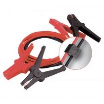 Petex PKW Starthilfekabel Überbrückungskabel 35 mm² 4,5m Überspannungsschutz